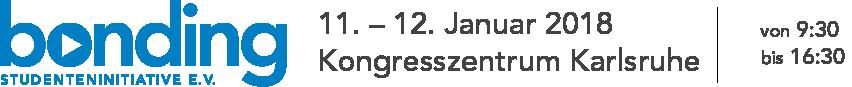 bonding Firmenkontaktmesse Karlsruhe
